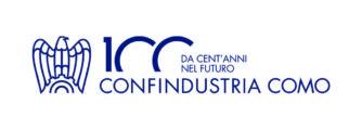 Confindustria logo 100anni orizz-sfondobianco